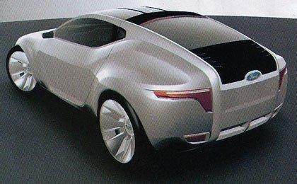 Ford Reflex Concept, la alternativa híbrida de Ford
