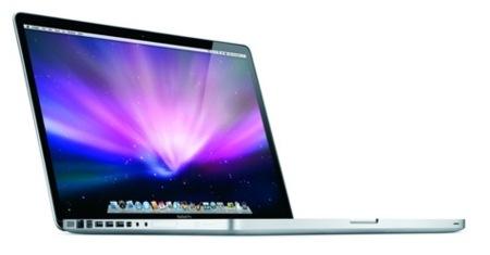 Nuevo MacBook Pro de 17 pulgadas