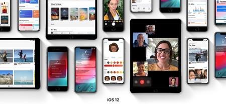iOS 12: mejor rendimiento en los iPhone de hace 5 años, AR compartido y, por fin, notificaciones agrupadas