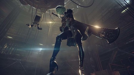 NieR: Automata para PC llegará en la misma semana del lanzamiento en PS4