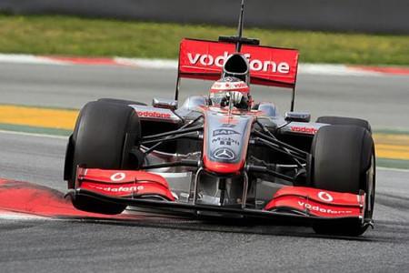 Norbert Haug confirma el mal rendimiento del McLaren