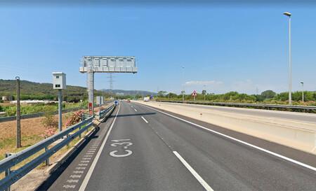 Los 50 radares que más multan en Cataluña