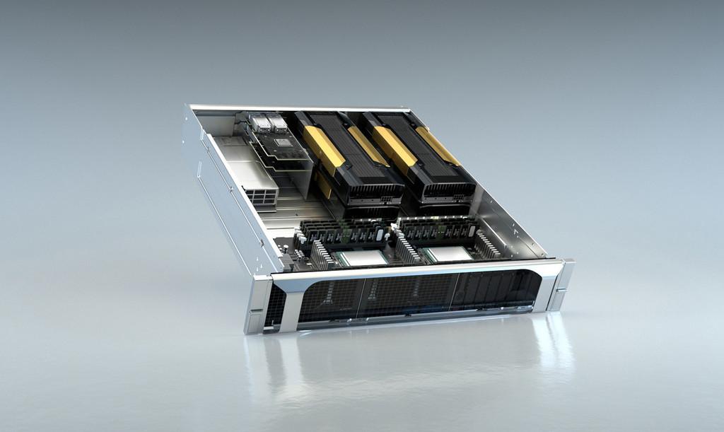 Nvidia EGX Edge, el supercomputador capaz de procesar más de 1,6 TB por segundo con el objetivo de llevar el 5G a todos lados