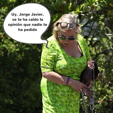 """Jorge Javier Vázquez estalla contra Carmen Borrego: """"Se ha cargado la última etapa profesional de María Teresa Campos"""""""