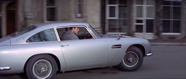 Bond - Aston Martin DB5