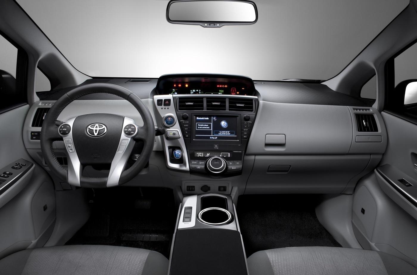 Foto de Toyota Prius+ (59/70)