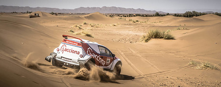 Acciona 100 Ecopowered Rally Dakar