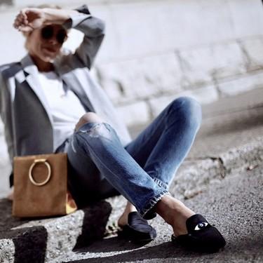 Los 16 zapatos planos que te harán sentir tan poderosa como si llevaras 15 centímetros de tacón
