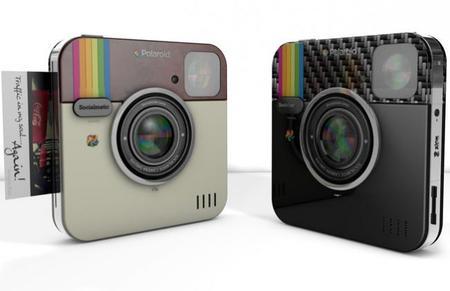 La interesante Socialmatic de Polaroid ya está lista: llegará el próximo 1 de enero