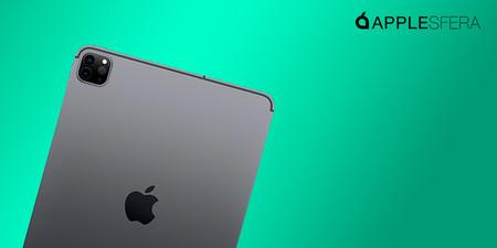 """Ahorra 90 euros en el iPad Pro (2020) de 12,9"""", la tableta de Apple más potente hasta la fecha"""