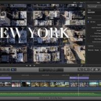 Final Cut Pro X 10.2, Motion 5.2 y Compressor 4.2. Apple actualiza a lo grande su suite de vídeo