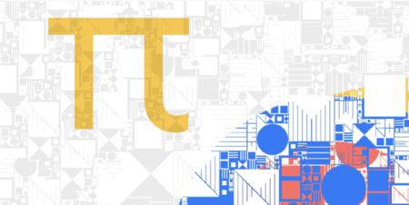 Para celebrar el día de π, Google lanza una web que puede generar 31.4 billones de piezas de arte únicas en tiempo real