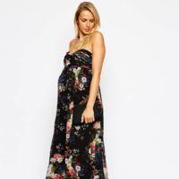 Vestido Flores Premama