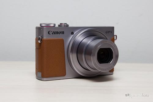 Canon G9 X, análisis: una compacta muy decente y de diseño