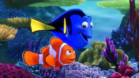 Las mejores películas infantiles: 'Buscando a Nemo'