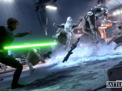 Electronic Arts muestra el primer gameplay de Star Wars: Battlefront corriendo en PC
