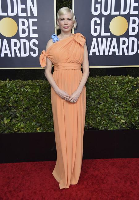 Michelle Williams globos de oro 2020