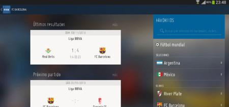 La aplicación oficial de FIFA ha aterrizado en iOS y Android