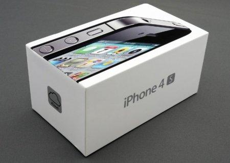 Apple ha vendido cuatro millones de unidades del iPhone 4S en tres días