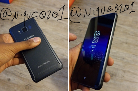 Galaxy S8 Activ