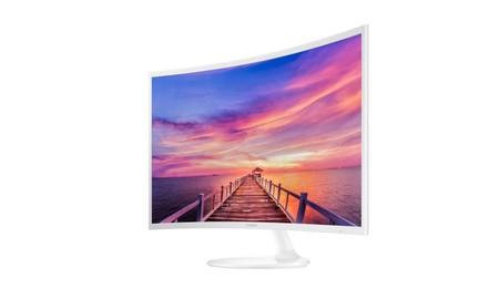 Más barato que nunca en los Red Days de Mediamarkt: el monitor gaming curvo Samsung C32F391FWU, ahora por sólo 199 euros