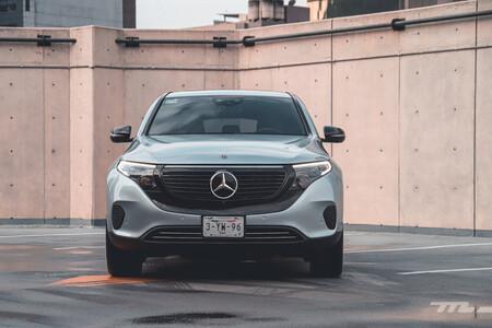 Mercedes Benz Eqc 2021 Prueba De Manejo Opiniones Precio 36