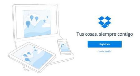 Los rumores dicen que podremos usar dos cuentas simultáneamente en Dropbox