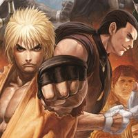 Art of Fighting Anthology llega a PS4: el clan Sakazaki regresa por triplicado