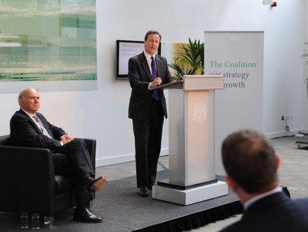 Cameron impulsa una reforma radical de la propiedad intelectual para adaptarla a la era digital