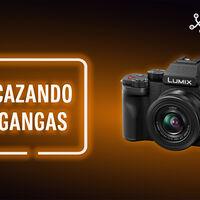 Panasonic Lumix G100, Olympus OM-D E-M5 Mark II, Nikon D750 y más cámaras, objetivos y accesorios al mejor precio en el Cazando Gangas