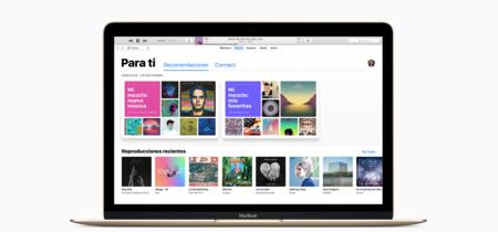 Apple lanza iTunes 12.5.1 con un nuevo diseño para Apple Music, integración con Siri y soporte para iOS 10