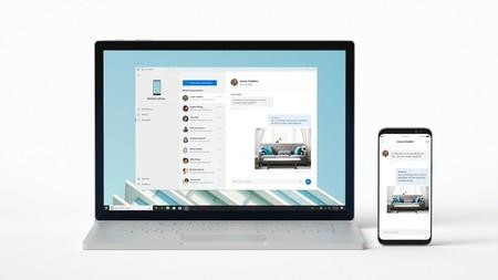 También podremos hacer llamadas desde Windows 10 gracias a una actualización de la app 'Tu teléfono'