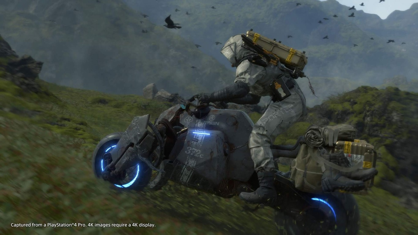 Aquí tienes 50 minutos de gameplay de Death Stranding que muestran al detalle la jugabilidad de la nueva obra...