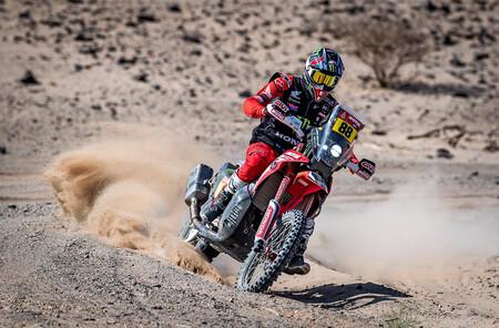 Joan Barreda repite victoria en la cuarta etapa del Dakar, con Xavier de Soultrait como nuevo líder de la general