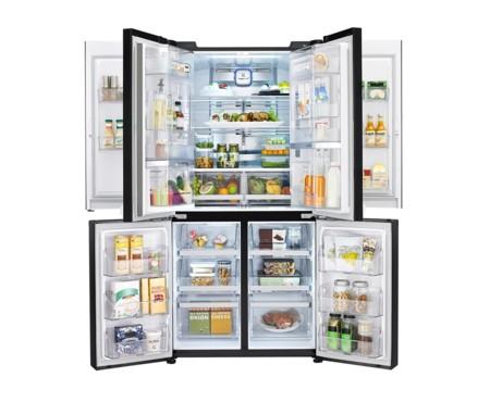 Un frigorífico que se hace selfies y otros 6 avances que nunca creerías para un electrodoméstico