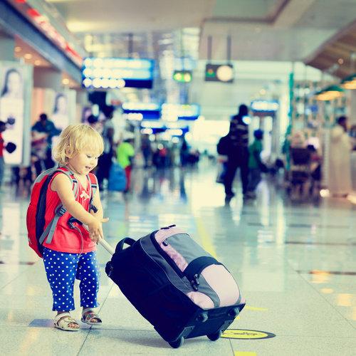 El botiquín imprescindible en los viajes con niños