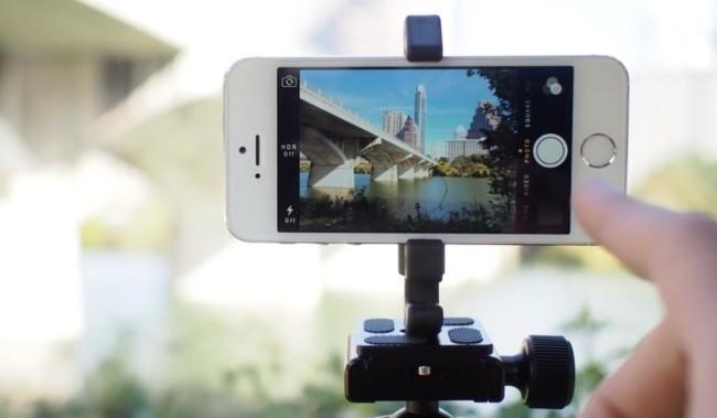 Glif, el soporte de iPhone para trípodes se renueva