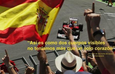 Mi Gran Premio de Europa 2012: el sueño de una tarde de verano