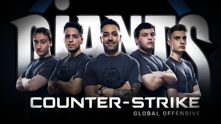 Giants reabre su sección de Counter Strike adquiriendo a Team Eu4ia