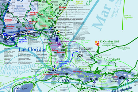 Cuba Y Florida