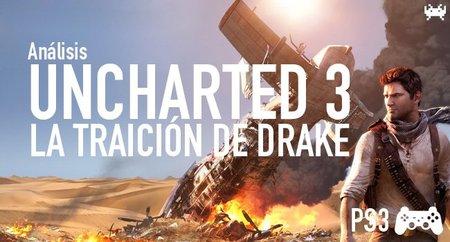 'Uncharted 3: La traición de Drake'. Análisis