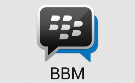 El icono permanente de BlackBerry Messenger tiene una razón de ser