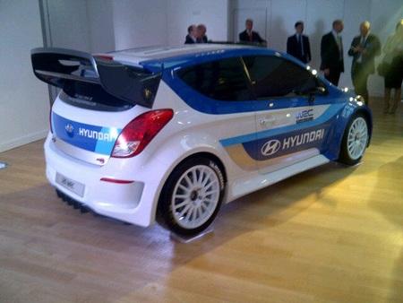 Hyundai i20 WRC 2