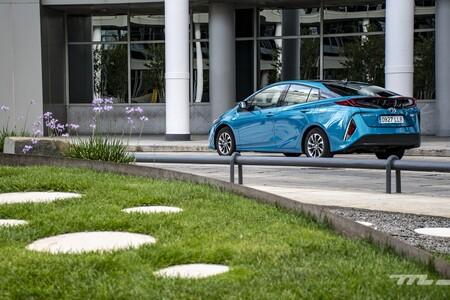 Toyota Prius Plug In 2021 Prueba 027