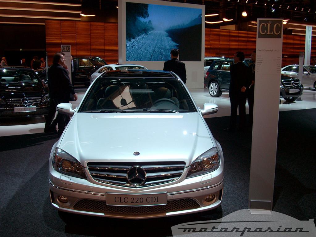 Foto de Mercedes-Benz en el Salón de Madrid (8/40)