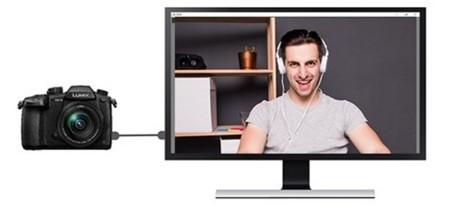 Panasonic convierte sus cámaras de fotos LUMIX en webcams gracias a una nueva actualización del software