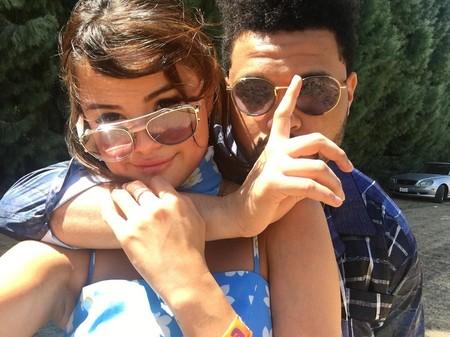The Weeknd Y Selena Gomez2