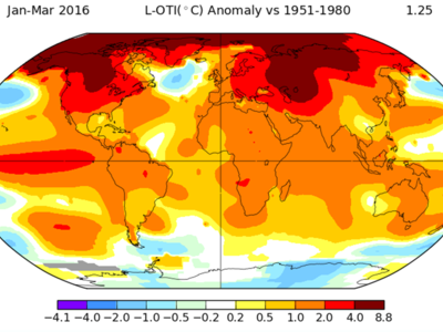 Seis meses de temperaturas históricamente altas y esto no ha hecho más que empezar
