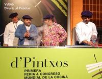 Chicote, Sacha y Andrés, los chefs madrileños en d'Pintxos