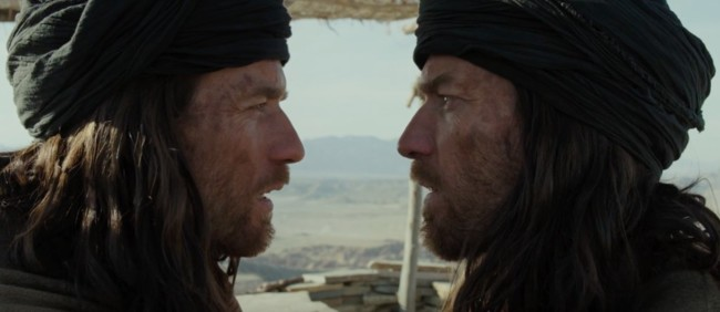 Ewan McGregor se duplica en Last Days In The Desert